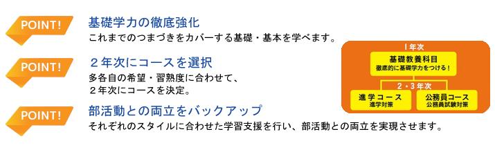 進学・公務員コース