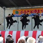 2・3年生の選抜メンバーによるダンス