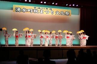 日本舞踊-1年生