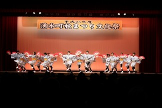 日本舞踊-2年生