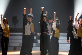 選抜チームダンス