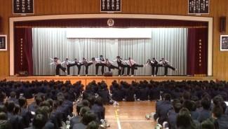 3年生ダンス『agodas』