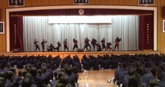 2年生ダンス『リノベーション』