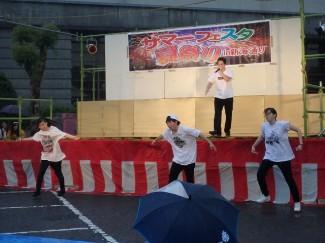 ヒューマンビートボックスに合わせて踊る『Move Strong Beat』