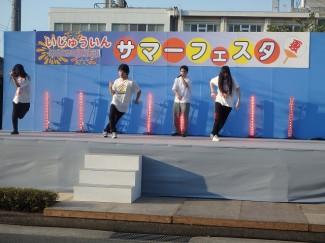 ヒューマンビートボックスとダンスのコラボレーション