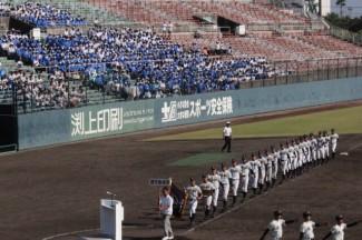 スタンドで応援して下さった方々の気持ちに応えるために,九州大会も頑張ります!