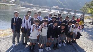 京都での研修