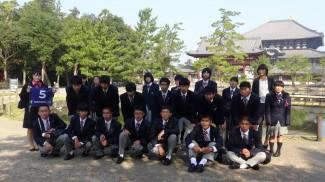 奈良での研修