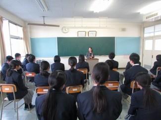 3年担任木村先生からのアドバイス