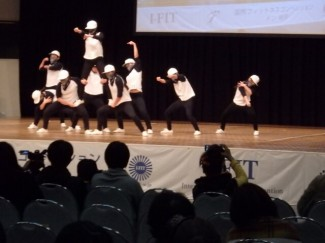 選抜メンバー9人全力で踊りきりました