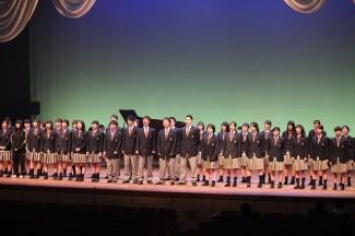 合唱の練習