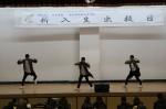 芸術文化コース1年生によるダンス