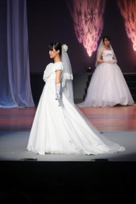 ウエディングドレス(3年生)