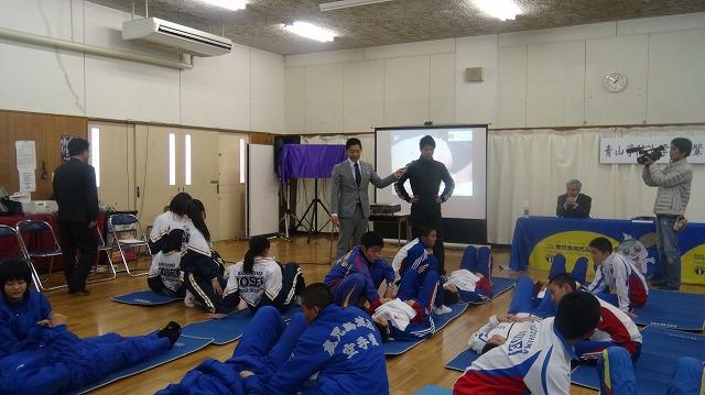 青山学院大学独自のトレーニング「青トレ」