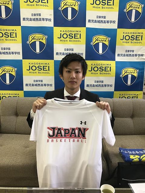 デフバスケットボール日本代表強化指定選手に選ばれました!!