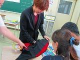 平成28年度卒業生 末永 蓮君(隼人出身) 野村服飾専門学校 ブライダルコーディネート科在学中