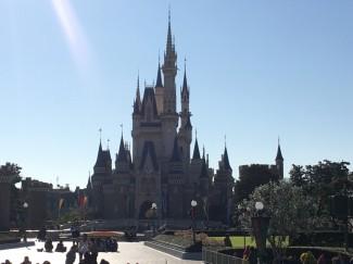 5日目は生徒たち待望の東京ディズニーランドでした