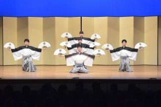 3年生日本舞踊①