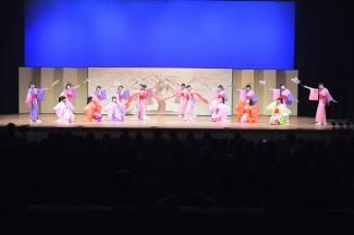 3年生日本舞踊②
