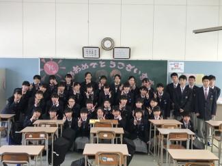 入学した40名