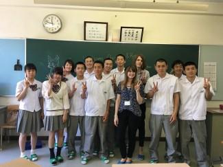 普通科3年A組進学・公務員コース