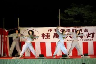 2・3年生「Yurino Number」によるダンス