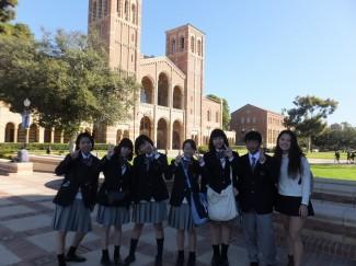UCLAキャンパスツアー