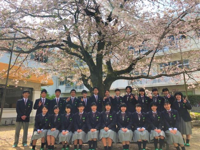 23期生の集合写真