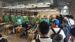 薩摩切子工場 見学