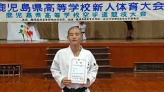 3位 寺師くん【61kg級】
