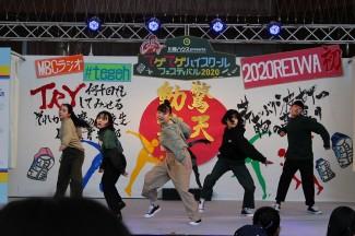 ダンス部(ハウスパート)