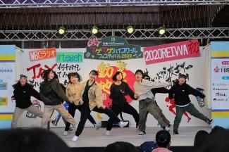 ダンス部(ヒップホップパート)