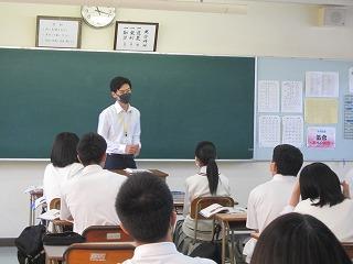 小野先生みたいになりたい。