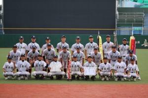 中学体育コース全国大会で活躍(野球)