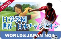 日章学園の世界・日本優勝