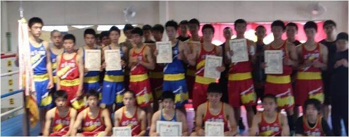 H26総体ボクシング