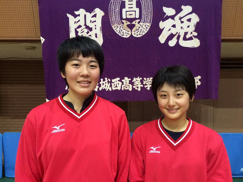 安藤さん(左)榎谷さん(右)